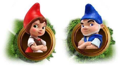 Sherlock Gnomes Gnomeo e Giulietta protagonisti del film