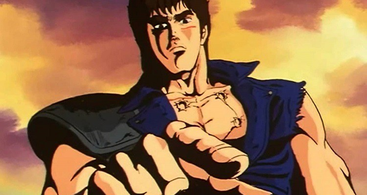 Ken il guerriero cartoni animati