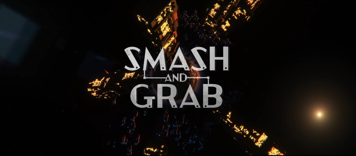 Smash and Grab corto Pixar 2019 - Cortometraggi Pixar