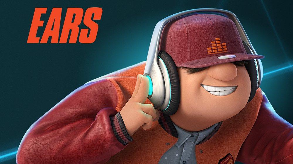 Ears Spie sotto copertura film di animazione 2019 Personaggi Trama Spies in  Disguise characters