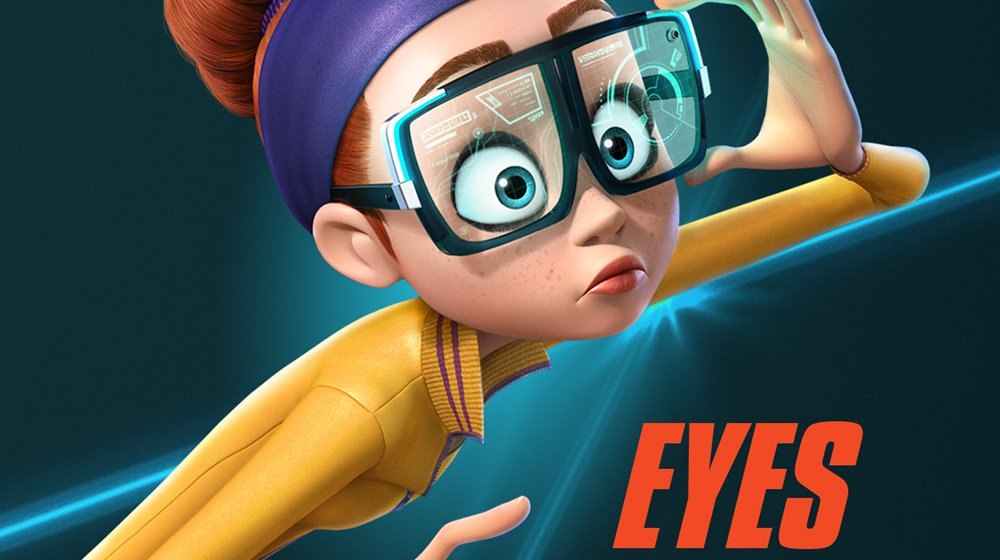 Eyes Spie sotto copertura film di animazione 2019 Personaggi Trama Spies in  Disguise characters