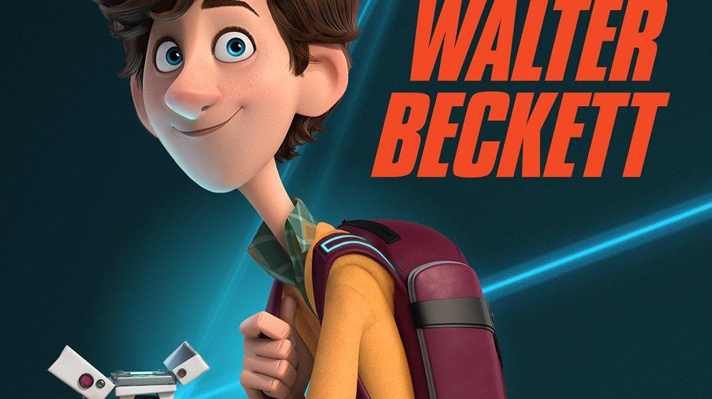 Walter Beckett Spie sotto copertura film di animazione 2019 Personaggi Trama Spies in  Disguise characters