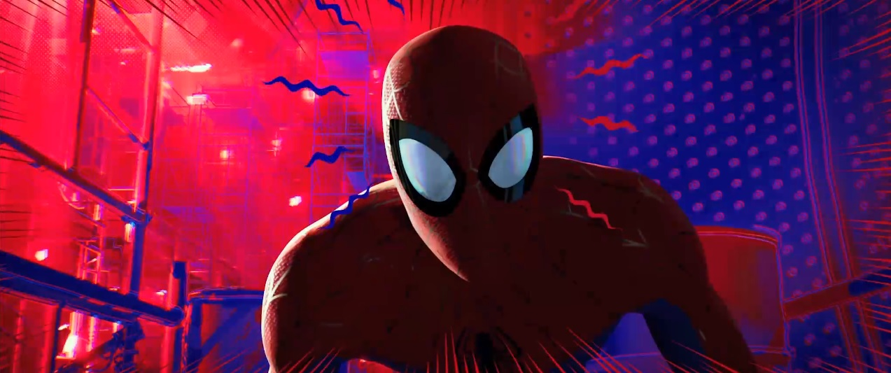 Miles Morales - SpiderMan Un Nuovo Universo - Uomo ragno - film di animazione 2018 - Film a Natale al cinema - personaggi - Sony Animation Pictures - Spider Man - Trailer