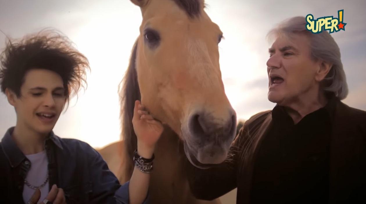 Sigla Spirit riding free - testo sigla spirit riding free - Super! - Super tv - Thomas Bocchimpani - Mal - canzone SPIRIT OF THE WILD