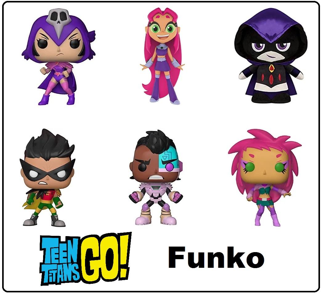 Teen titans Go! Funko prezzi e promozioni acquisti online amazon