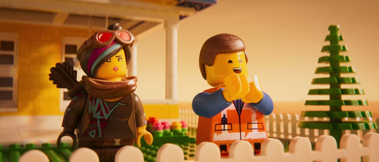 The Lego Movie 2 una nuova avventura film di animazione 2019 - Warner Bros. The Lego Movie - The Lego Movie 2: The Second Part - febbraio 2019