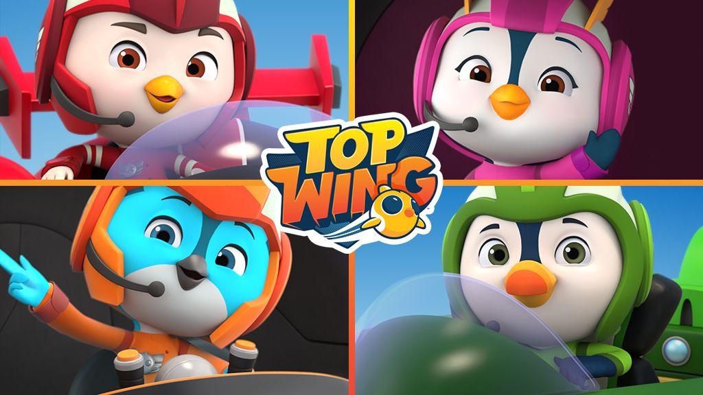 Top Wing Sigla iniziale - Sigle cartoni animati