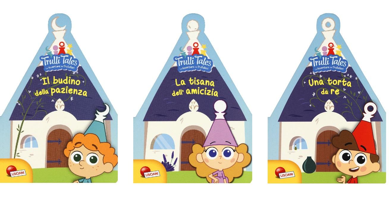 Trulli tales libri bambini dai 3 ai 6 anni da regalare al compleanno o per natale liscianigiochi