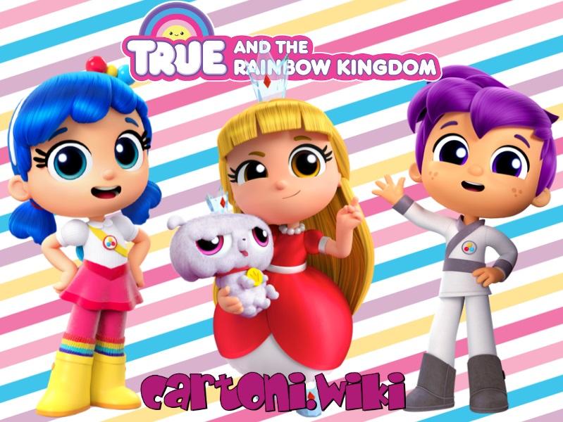Vera e il regno dell'arcobaleno - Cartoni animati