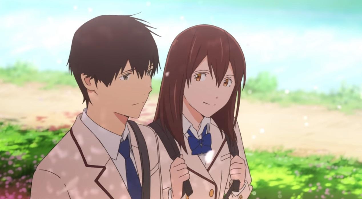 Voglio mangiare il tuo pancreas - Film Anime
