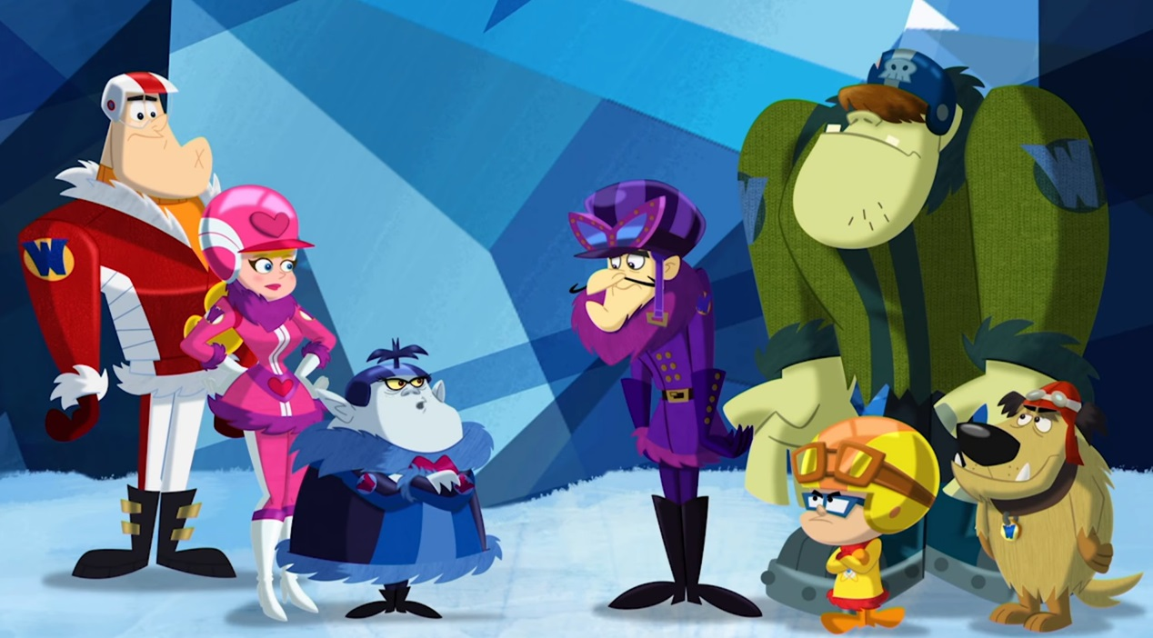 Peugeot il video alla wacky races hdmotori