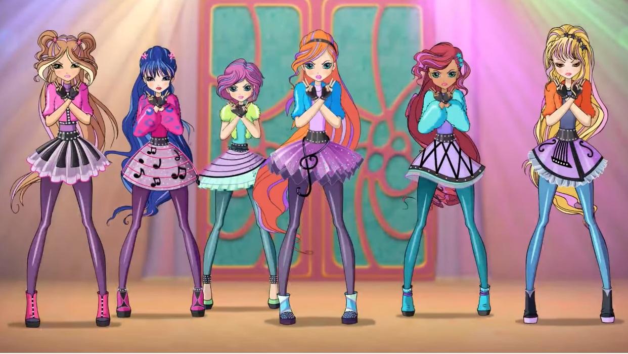 Winx club serie 8 cartoni animati