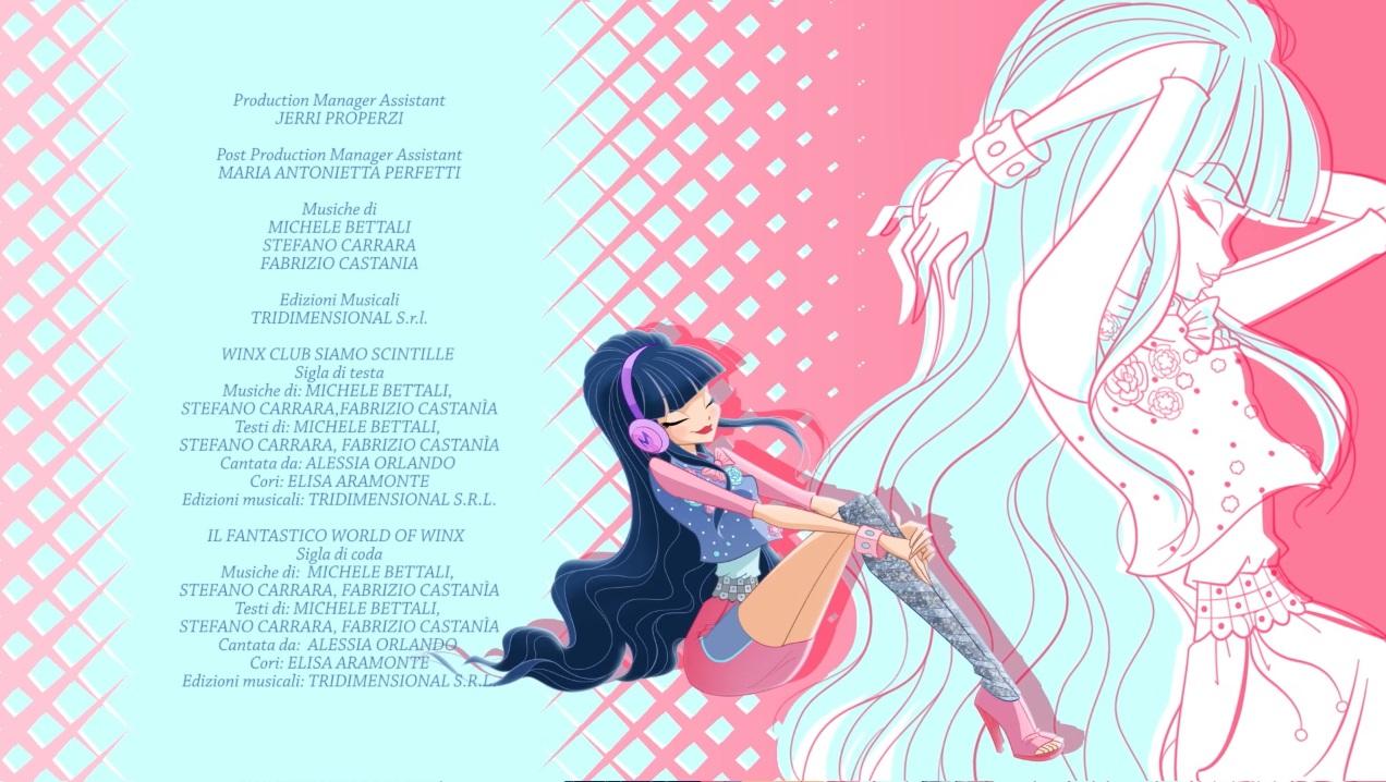 World of winx sigla finale - il fantastico World of Winx testo sigla finale .- canzoni World of Winx