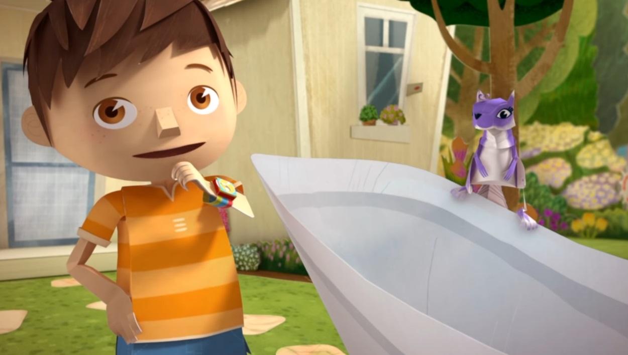 Zack e Quack cartone animato prescolare - Frisbee - zack e quack personaggi - netflix - cartoni animati bambini 4 anni - zack and Quack - zack & quack