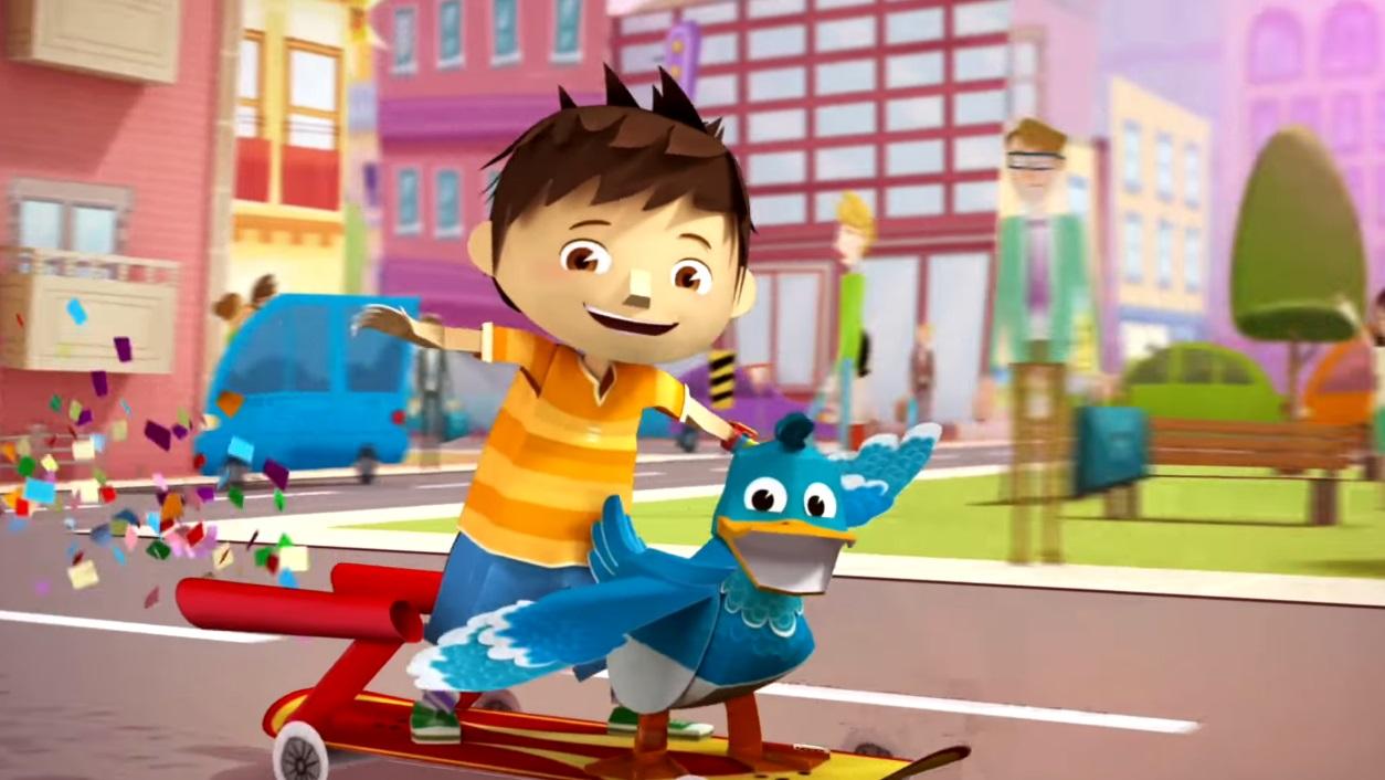 Sigla Zack & Quack - Sigle cartoni animati