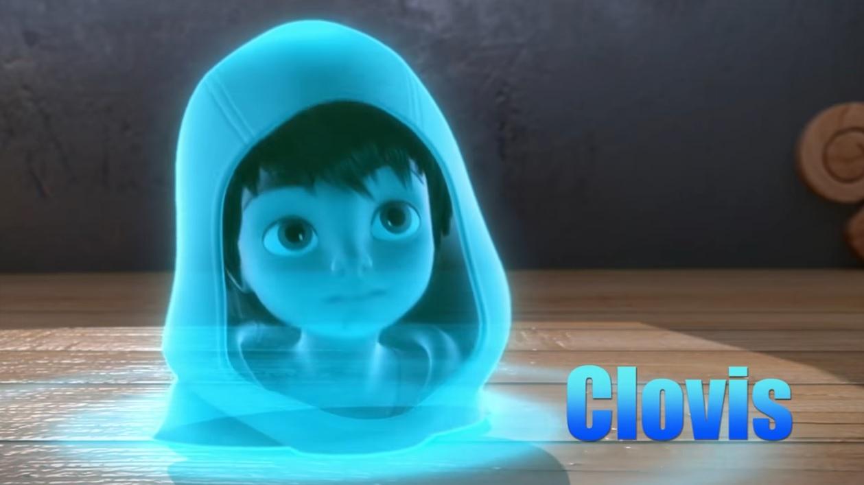Zak Storm personaggio Clovis personaggi cartone animato netflix Dea Kids