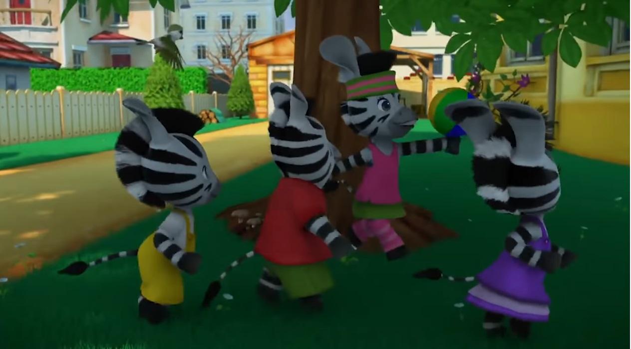 Zou Zebra sigla - Testo sigla Zou - zou zebra sigla cartone - zebra zou sigla - sigle cartoni animati