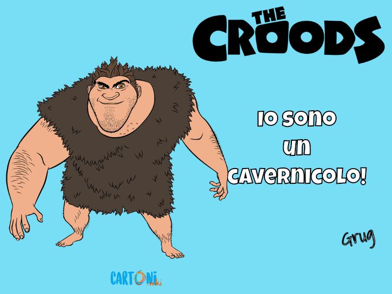 Frasi di I Croods - Cartoni animati