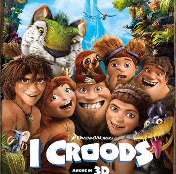I Croods Tutti i posters del film - Cartoni animati