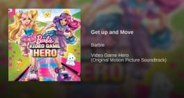 Get up and move Barbie nel mondo dei videogames