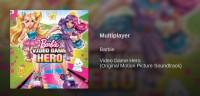 Multiplayer - Canzone di Barbie nel mondo dei videogames - Colonna sonora Barbie