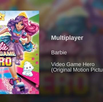 Multiplayer - Canzone di Barbie nel mondo dei videogames - Cartoni animati