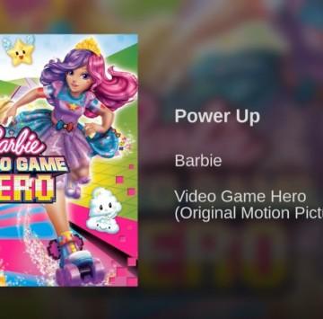 Power up - Canzone di Barbie nel mondo dei videogames - Cartoni animati