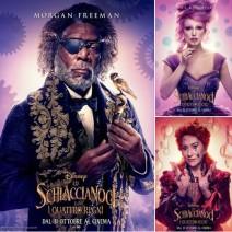 Lo Schiaccianoci e i Quattro Reami Poster dei personaggi - Poster