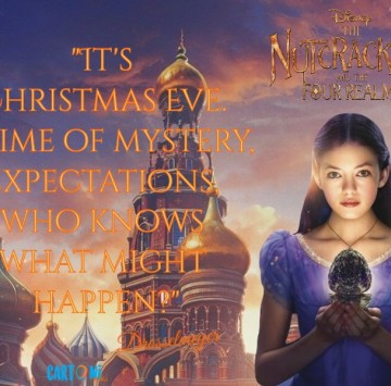The nutcracker and the four realms quotes - Cartoni animati