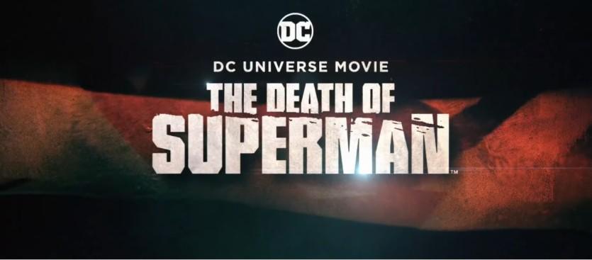 The Death of Superman - Cartoni animati