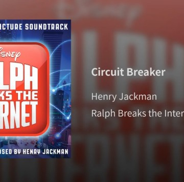 Circuit Breaker - Ralph Breaks the Internet - Cartoni animati