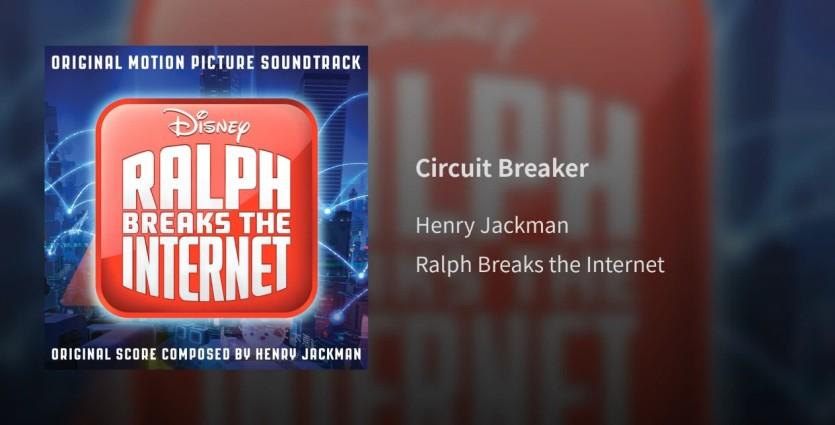 Circuit Breaker - Ralph Breaks the Internet - Cartoni animati