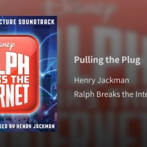 Pulling the Plug  - Henry Jackman - Colonna sonora Ralph Spacca Internet