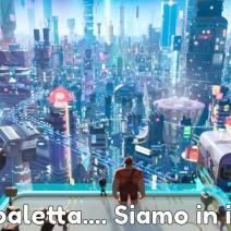Porca Paletta... Siamo in internet - Frasi Ralph spacca Internet