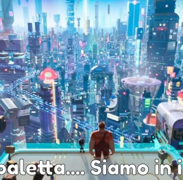 Porca Paletta... Siamo in internet - Cartoni animati