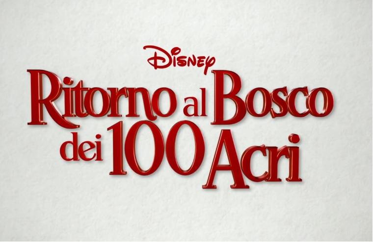 Ritorno al Bosco dei 100 Acri - Cartoni animati