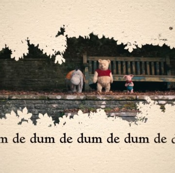 Goodbye, Farewell Lyric From Christopher Robin - Cartoni animati