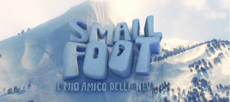 Smallfoot: il mio amico delle nevi - Cartoni animati
