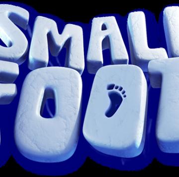 Smallfoot - il logo del film - Cartoni animati
