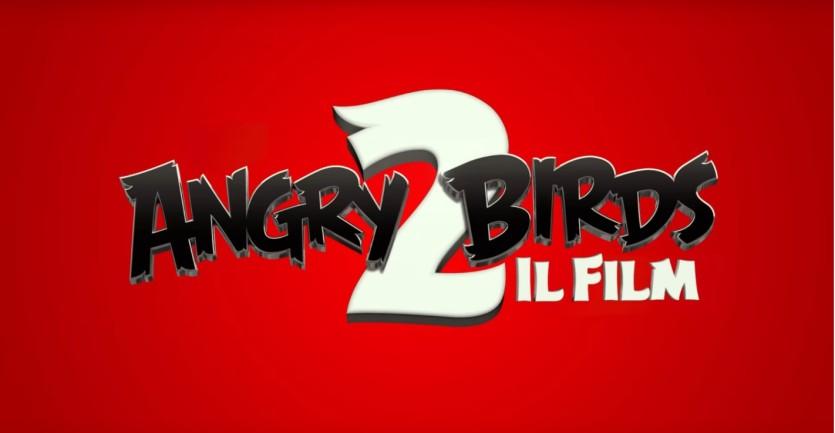 Angry Birds 2 - Nemici amici per sempre - Cartoni animati