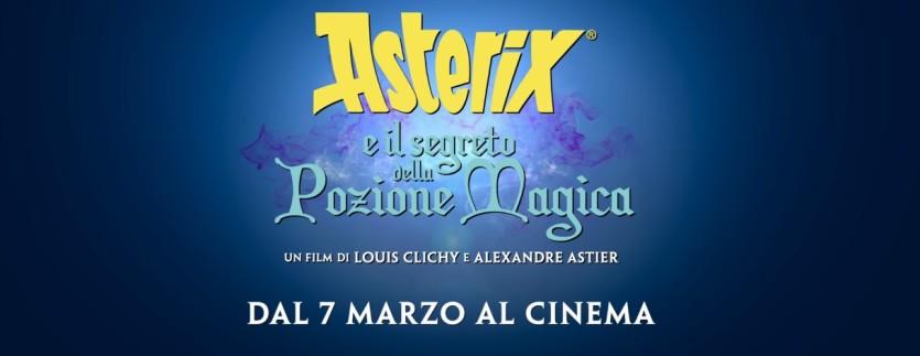 Asterix e il segreto della pozione magica - Cartoni animati