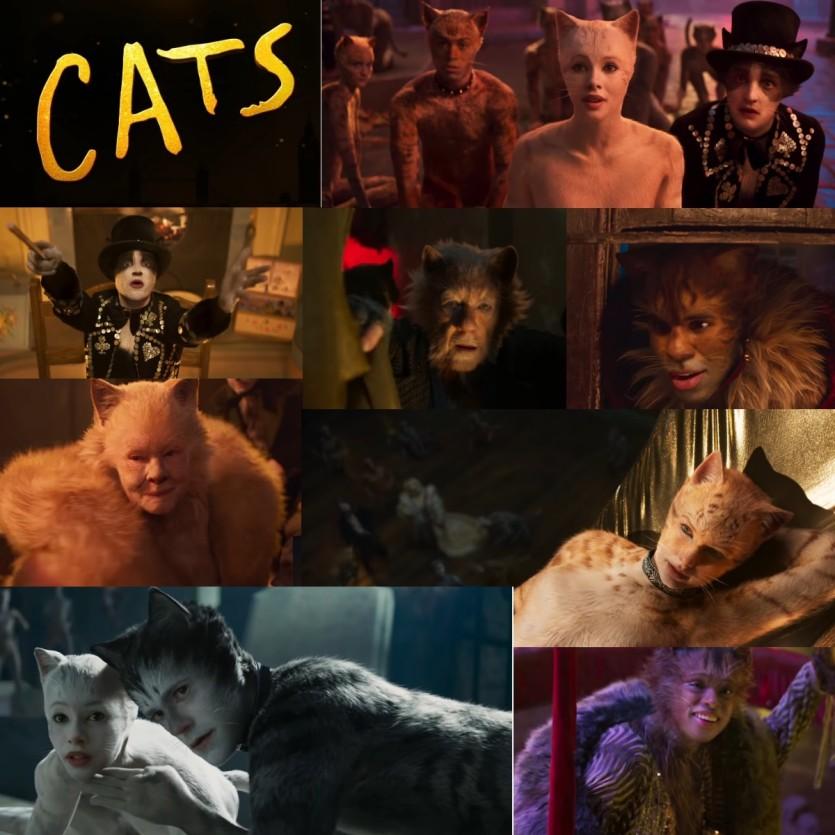 Cats - Cartoni animati