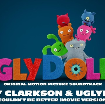 Kelly Clarkson & UglyDolls Cast - Couldn't Be Better  - Cartoni animati