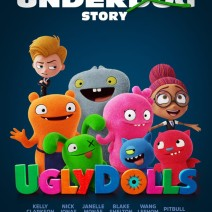 Pupazzi alla Riscossa – Uglydools - Film di animazione 2019