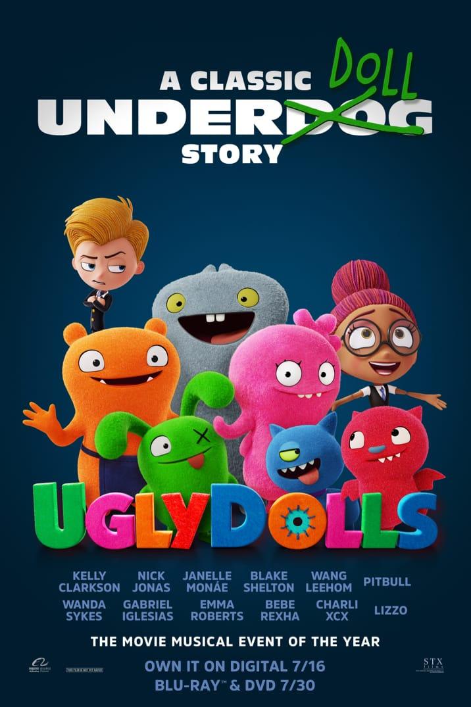 Pupazzi alla Riscossa – Uglydools - Cartoni animati