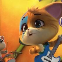 Cane e gatto cantata dai Buffycats - Canzoni 44 gatti