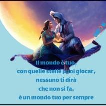 Aladdin - Il mondo è mio - Colonna sonora Aladdin