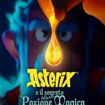 Asterix e il segreto della pozione magica poster italiano - Poster