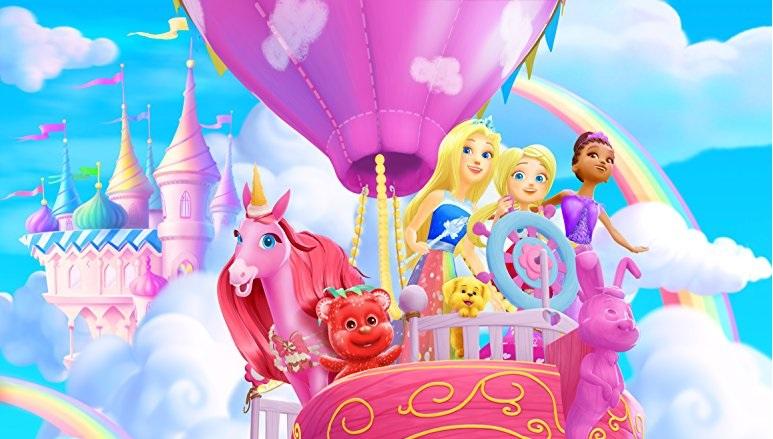 Barbie Dreamtopia - Cartoni animati