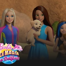 Barbie La magia del delfino - Film di animazione 2017 - Film Barbie